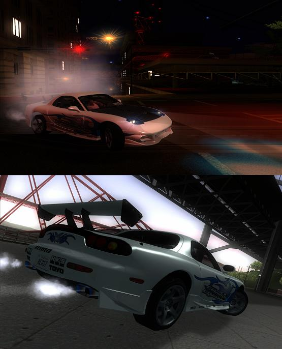 rea download gta san andreas cars mazda rx7 veilside c2 高清图片